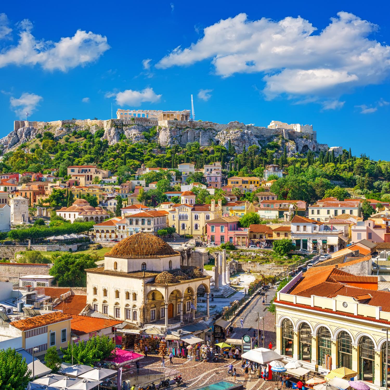 Travaillez à Athènes pendant 3 mois en tant qu'agent de service clientèle
